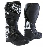 Мотоботы FOX Instinct X Boot [BLACK]