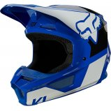 Мотошлем FOX V1 REVN HELMET [Blue]