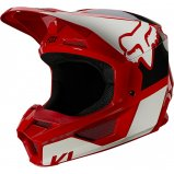 Мотошлем FOX V1 REVN HELMET [Flame Red]
