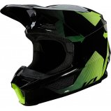 Мотошлем FOX V1 TAYZER HELMET [Black]