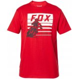 Футболка FOX ADVANTAGE PREMIUM TEE [Chili]