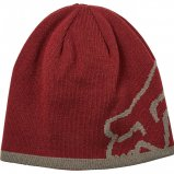 Шапка FOX STREAMLINER BEANIE [Graphite/Red]