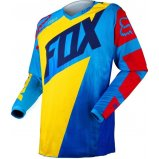 Мото джерси FOX 180 VANDAL Jersey [BLUE YELLOW]