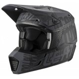 Мотошлем LEATT Helmet GPX 3.5 V21.3 [Ghost]