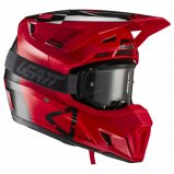 Мотошлем LEATT Helmet GPX 7.5 V21.1 + Goggle [Red]