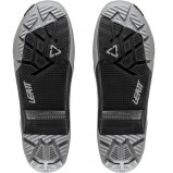 LEATT Sole GPX 4.5 / 5.5 Boots ENDURO Pair [Grey/Black]