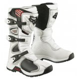 Детские мотоботы FOX Comp 5 Youth Boys MX Boot [White]