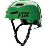 Вело шлем FOX Transition Hard Shell Helmet зеленый