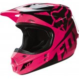 Мотошлем FOX V1 RACE HELMET [PINK]