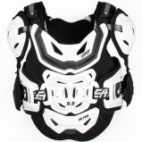 Мотозащита тела LEATT Chest Protector 5.5 Pro HD [White]