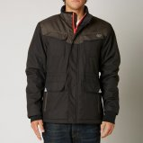 Куртка FOX WHEELBASE JACKET [BLK]