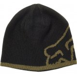 Шапка FOX STREAMLINER BEANIE [BLACK/GREEN]