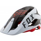 Вело шлем FOX METAH FLOW HELMET [WHT/BLK/RD]