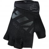 Вело перчатки FOX WOMENS RIPLEY GEL SHORT GLOVE [BLK/BLK]