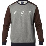 Кофта FOX DISTRICT CREW FLEECE [HTR GRAPH]