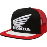 Кепка FOX HONDA PIT HRC TECH HAT [BLK]