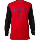 Футболка FOX CONTENDED TECH TEE [DARK RED]