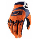 Мото перчатки Ride 100% AIRMATIC Glove [Orange/Navy]