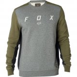 Кофта FOX HARKEN CREW FLEECE [FAT GRN]