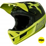 Вело шлем FOX RAMPAGE PRO CARBON PREEST HELMET [YELLOW/BLACK]