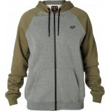 Толстовка FOX LEGACY ZIP FLEECE [FAT GRN]