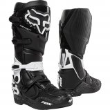 Мотоботы FOX Instinct Boot [BLACK/WHITE]