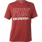 Футболка FOX HONDA SS TECH TEE [DRK RD]