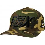 Кепка FOX CZAR FLEXFIT HAT [CAM]