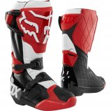 Мотоботы FOX COMP R BOOT [RD/BLK/WHT]