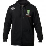 Толстовка FOX MONSTER PC ZIP FLEECE [BLK]