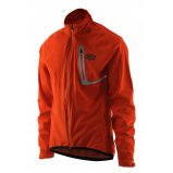 Куртка Ride 100% Hydromatic Jacket Black [Orange]