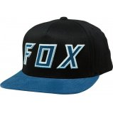 Кепка FOX POSESSED SNAPBACK HAT [BLACK NAVY]