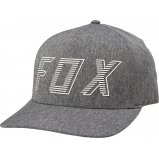 Кепка FOX BARRED FLEXFIT HAT [DRK GRY]