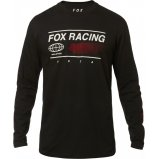 Футболка FOX GLOBAL TEE [BLACK]